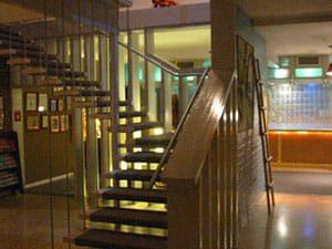 Mid-Century Modern Architecture Lodging